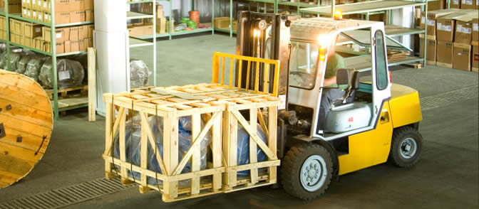 Commercial Fuel for Fork Lifts