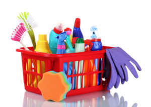 cleaning-products-basket